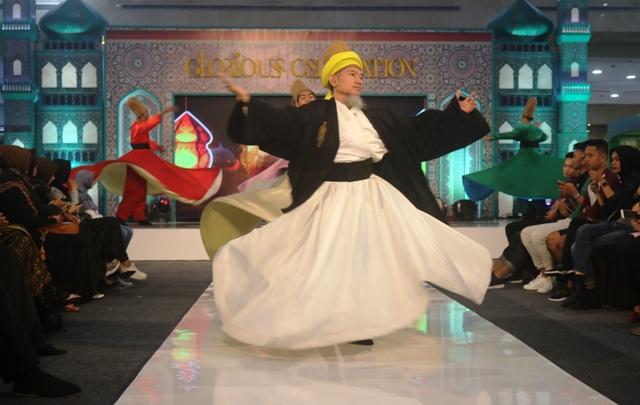Tarian Sufi, Berdzikir Sambil Berputar, Seni-Budaya Islami Nan Elok
