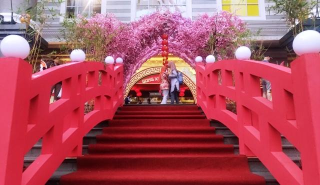 Meriahkan Tahun Baru Imlek, Jogja City Mall Suguhkan Berbagai Kesenian Oriental