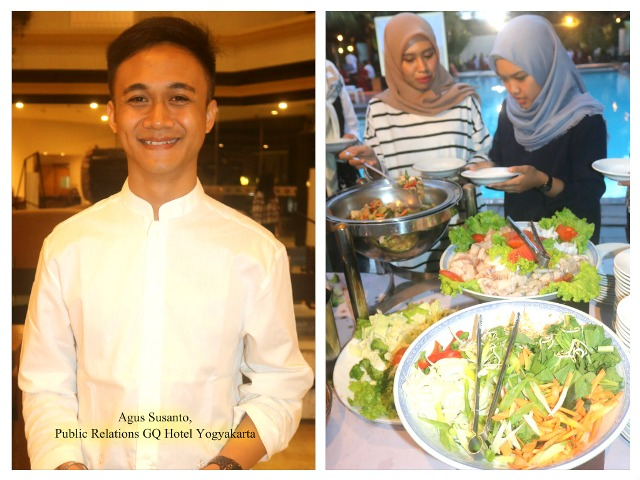 Sensasi Iftar Ramadan 1440 Hijriyah Di GQ Hotel Yogyakarta