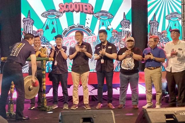 Indonesian Scooter Festival 2019 Di Jogja Expo Center, 21-22 September 2019