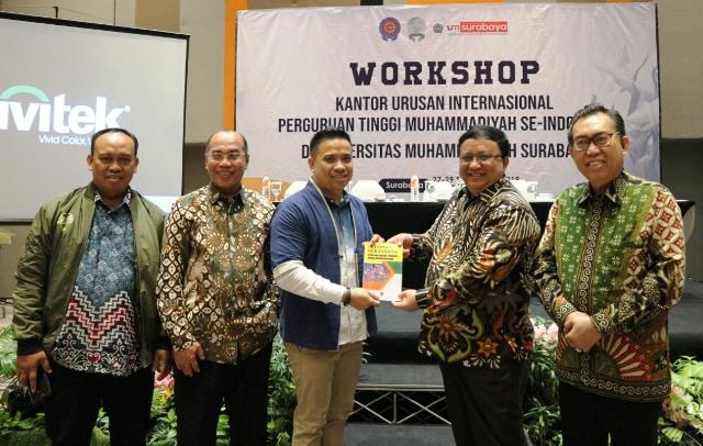 Dosen Universitas Muhammadiyah Yogyakarta Terpilih Sebagai Ketua ASKUI PTMA Se-Indonesia 2019-2021