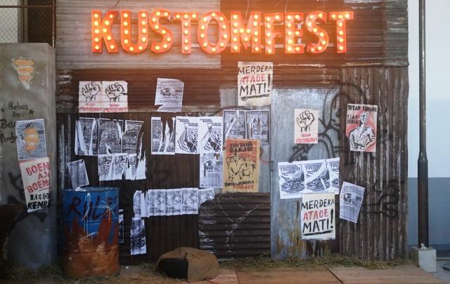 Kustomfest Back To The Roots Mengajak Publik Bergandengan Tangan Membangun Dunia Kustom