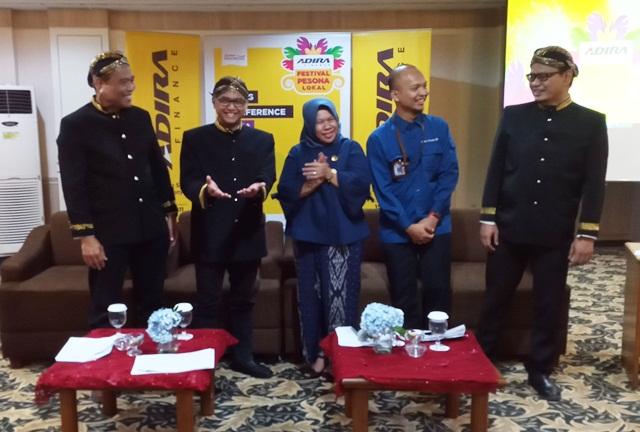 Adira Finance Gelar Festival Pesona Lokal Yogyakarta, Di Alun-Alun Utara, 19 Oktober 2019