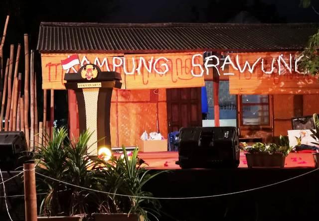 Tradisi Srawung Hidup Di Kampung Rejowinangun, Gedong Kuning, Yogyakarta