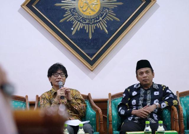 Rayakan Milad Ke-107 Muhammadiyah Di UMY, Jalur Lambat Ringroad Selatan-Barat Yogyakarta, Ditutup Sementara.