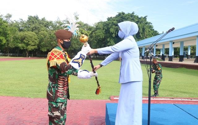 Sersan Mayor Dua Taruna Laode Abdul Muis Menjabat Sebagai Komandan Wing Korps Taruna AAU