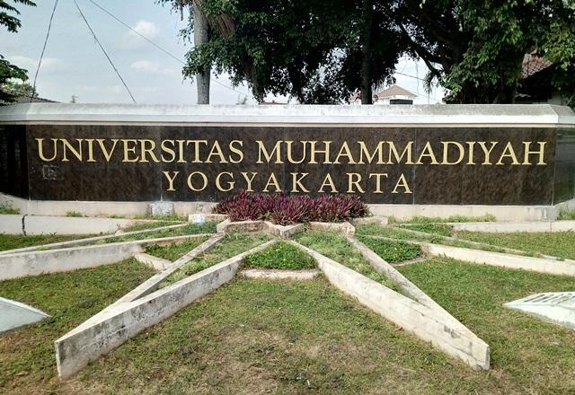 Universitas Muhammadiyah Yogyakarta Berikan Keringanan Biaya Kuliah