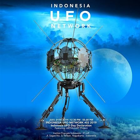 Dari DoD (Blueprint Lemurian) hingga LAPAN, Inilah Indonesia UFO Network, Platform Komunitas Space Science dan UFO Terbesar Di Indonesia