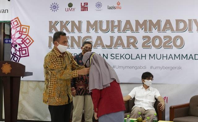 Universitas Muhammadiyah Yogyakarta Pertama Kali Gelar KKN Muhammadiyah Mengajar Berbasis IT