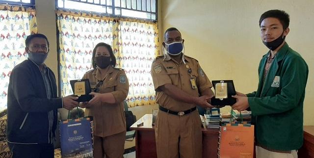 UIN Sunan Kalijaga Yogyakarta Terjunkan Tim KKN ke Tanah Papua