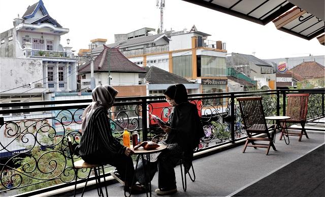 Malioboro Mall Yogyakarta Menyediakan Student Lounge