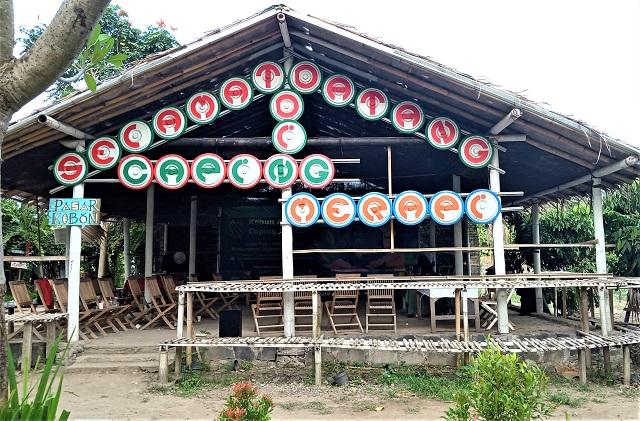 Caping Merapi, Kebun Agro-Edukasi Di Tajem-Sleman Yogyakarta, Buka Kembali