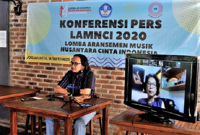 Lomba Aransemen Musik Nusantara Cinta Indonesia LAMNCI 2020