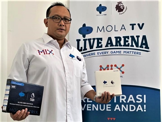 MOLA TV Di Musim Kompetisi Baru, Tayangkan Premier League, Bundesliga dan Chinese Super League
