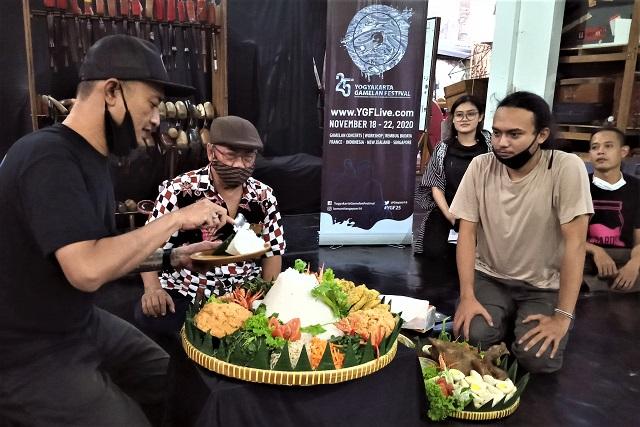 Yogyakarta Gamelan Festival, YGF Berlangsung Secara Daring, 18-22 November 2020