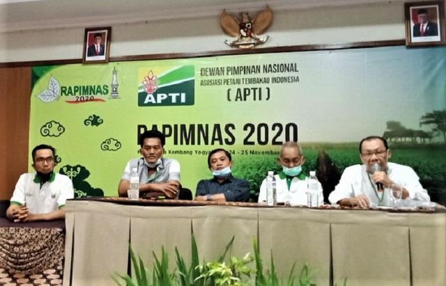 Rapimnas APTI Di Yogyakarta Soroti Dampak Menyeluruh Kenaikan Cukai 2021