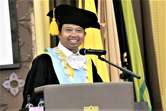 Secara Daring, Rektor UIN Sunan Kalijaga Mewisuda 995 Sarjana, Program Magister dan Doktor, Periode I Tahun Akademik 2020-2021
