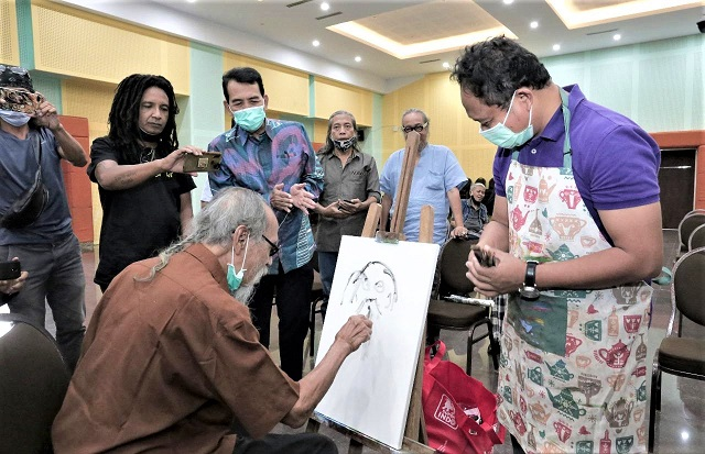 Rektor UIN Suka Undang Seniman Promosikan Seni Sebagai Unsur Utama Pendidikan