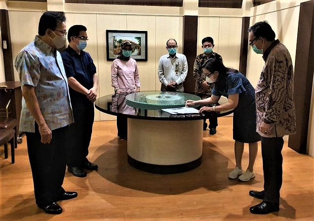 Kuliah di Mall, Universitas Widya Mataram Yogyakarta Kerjasama dengan PT Garuda Mitra Sejati