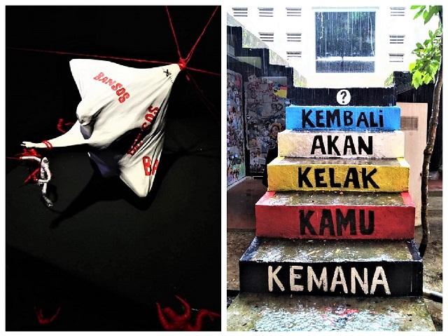 Pameran Seni New Message Peace, Berlangsung Di Rumah Teletubbies Bangunjiwo ArtDome, Kasihan-Bantul, Yogyakarta, hingga 27 Januari 2021