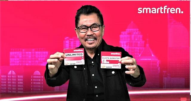 Tahun Baru 2021, Smartfren Unlimited Makin Unlimited dengan Extra Unlimited Malam