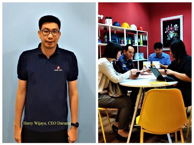 Daruma.co.id Berikan Layanan E-Commerce Secara Transparansi