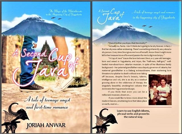 A Second Cup of Java, Novel Roman Karya Joriah Anwar, Penulis Singapura, Sarat Makna Edukasi