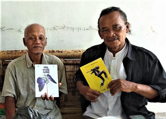 Dua Buku Puisi di Sastra Bulan Purnama Tembi-Sewon, Bantul