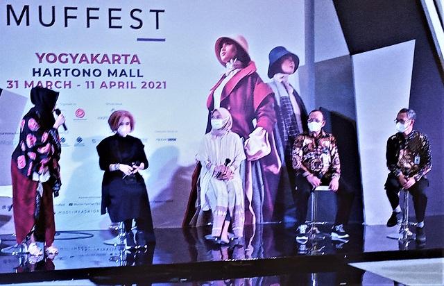 Muslim Fashion Festival -MUFFEST 2021 Di Lima Kota Dukung Pemulihan Industri Fesyen Tanah Air