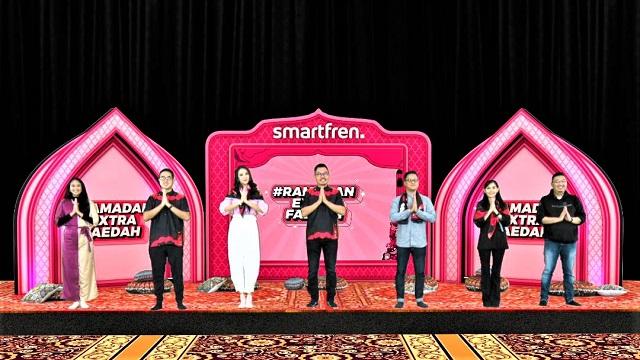 Smartfren Extra Unlimited Malam Full Speed, Jadikan Ramadan Extra Faedah, Lebih Efektif
