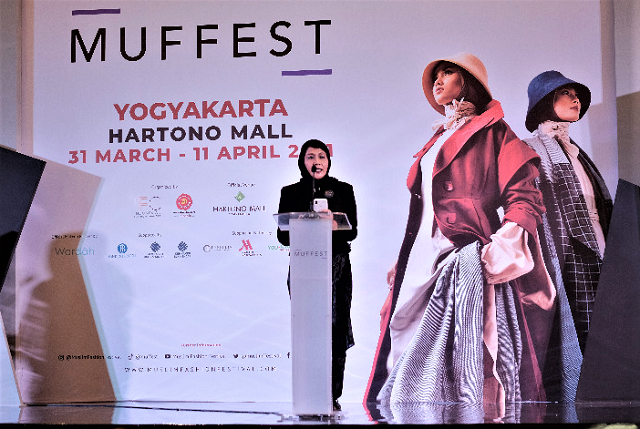 Muslim Fashion Festival -Muffest 2021 Recovery for Fashion Industry Di Hartono Mall Yogyakarta Berlangsung Sukses