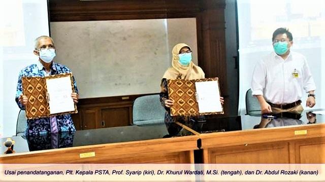 Saintek Universitas Islam Negeri Sunan Kalijaga Yogyakarta, Merambah Penelitian Teknologi Nuklir