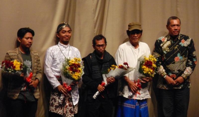 Pagelaran Musikalisasi Sastra 2019 Di Taman Budaya Yogyakarta, Berlangsung Sukses!