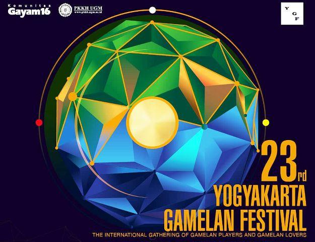 23rd Yogyakarta Gamelan Festival Di Mulai Sabtu, 7 Juli 2018