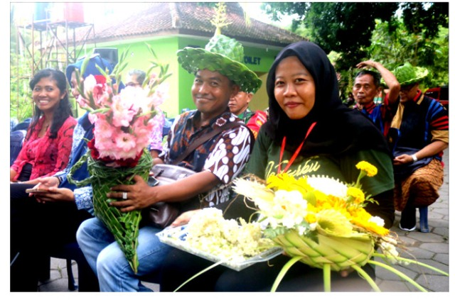 Janurku Bantul Siap Berkiprah, Di Festival Payung Dunia Candi Prambanan, Yogyakarta, 4-6 September 2020