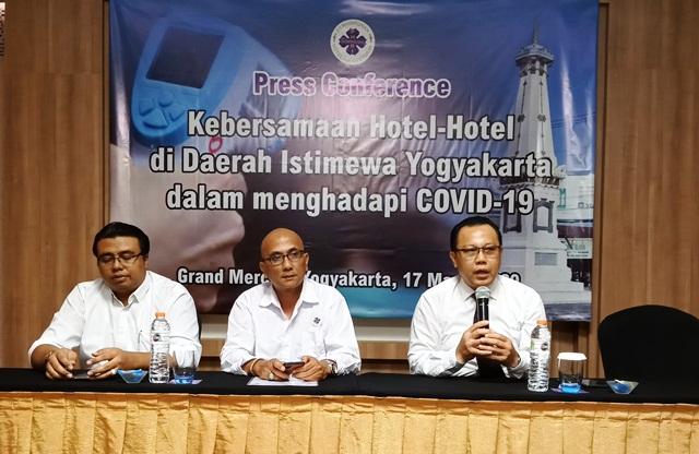 Persatuan Hotel dan Restaurant Indonesia Daerah Istimewa Yogyakarta Bersatu Mengatasi Dampak Covid-19