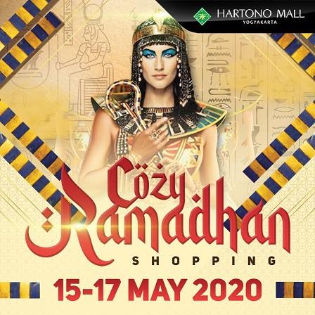 Songsong Lebaran, Hartono Mall Yogyakarta Gelar Cozy Ramadhan Shopping