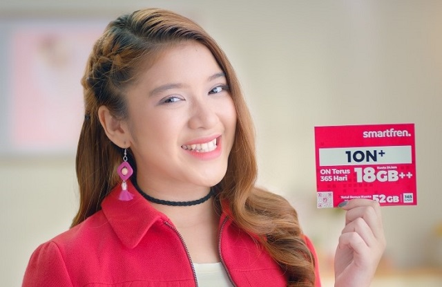 Bersama Tiara Idol, Smartfren Mengajak Berinternet Anti Waswas