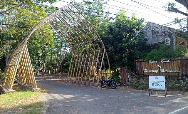 Festival Kebudayaan Desa-Desa Adat Nusantara di Kampung Mataraman, Panggungharjo, Bantul, Yogyakarta, 13-16 Juli 2020.