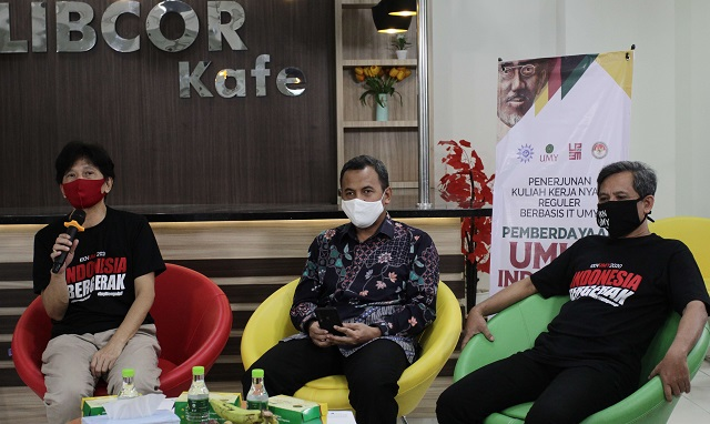 Universitas Muhammadiyah Yogyakarta Terjunkan 1571 Mahasiswa KKN Reguler Pendampingan UMKM