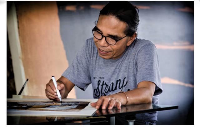 Perupa Kondang Hanafi Pameran Tunggal di MDTL Yogyakarta, 3-17 Oktober 2020