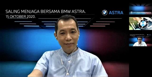 Saling Menjaga Bersama BMW Astra