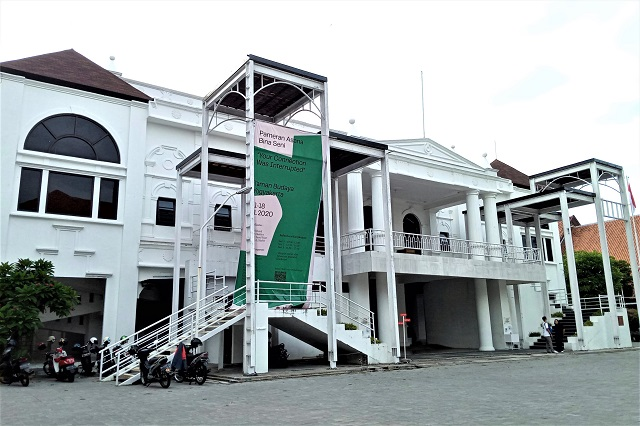 Biennale Jogja Gelar Pameran Asana Bina Seni bertajuk Your Connetion Was Interrupted, di Taman Budaya Yogyakarta, 11-18 November 2020