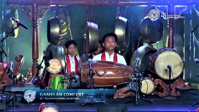 Yogyakarta Gamelan Festival ke-25 Investasi Kebudayaan