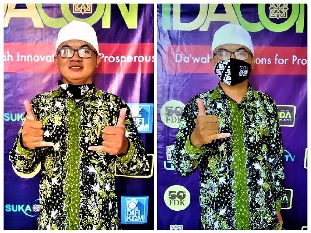 Dosen UIN Sunan Kalijaga Yogyakarta Berhasrat Divaksin Bareng Presiden Jokowi
