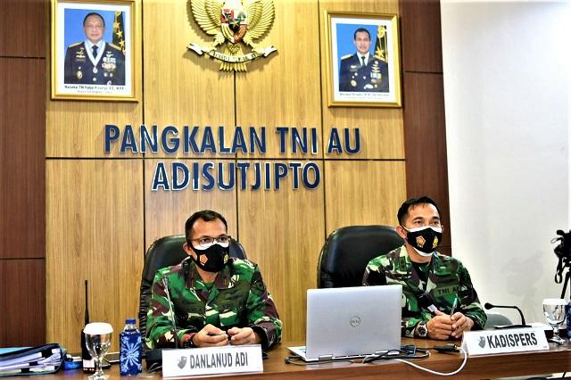 Lanud Adisutjipto Yogyakarta Ikuti Rapat Pengarahan PPDB SMA Pradita Dirgantara