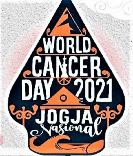 World Cancer Day Nasional, 4 Februari 2021, Di Yogyakarta