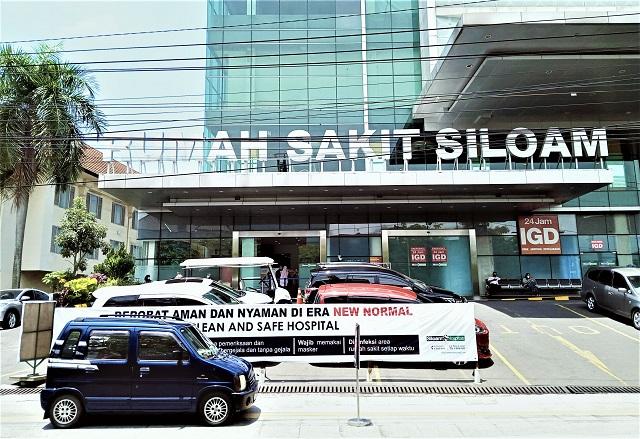 Siloam Hospitals Yogyakarta Siapkan Kamar Isolasi Covid-19 Bertekanan Negatif