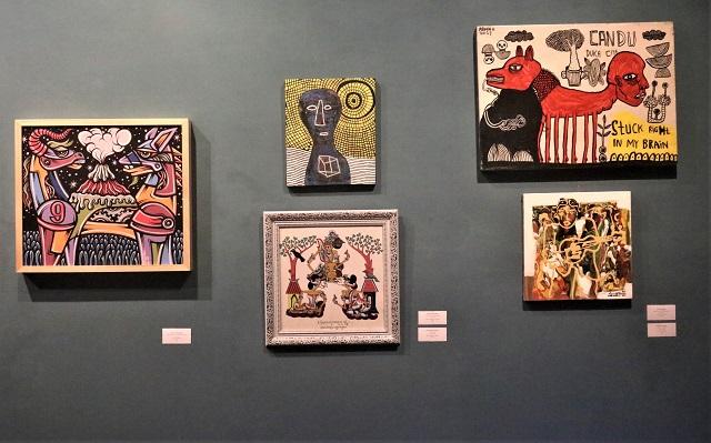 Pameran Bersama 34 Seniman Di Sayap Ruang Seni, Omah Cepit-Bantul, Yogyakarta