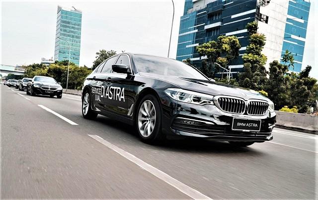 BMW Astra Roadshow Berikan Penawaran Khusus di 10 Kota.